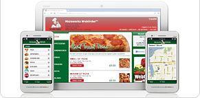 Mobile Ordering Software