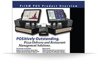 PrISM POS Product Overview