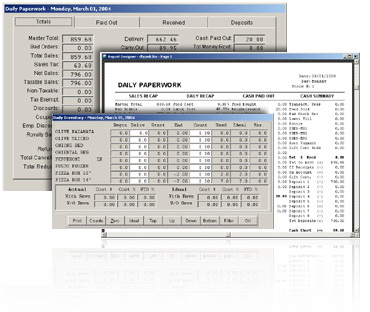 Software for Restaurabt Management